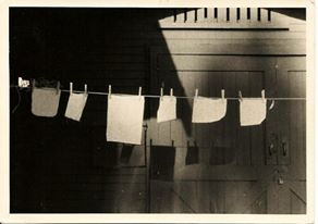 Laundry, Long Beach, California, 1988